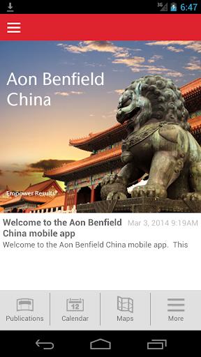 Aon Benfield China