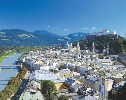 salzburg-city - Salzburg City, Austria.