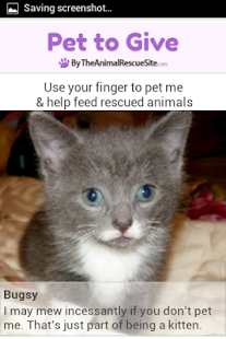 Pet To Give- screenshot thumbnail