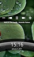 Screenshot of Phantom Music Control
