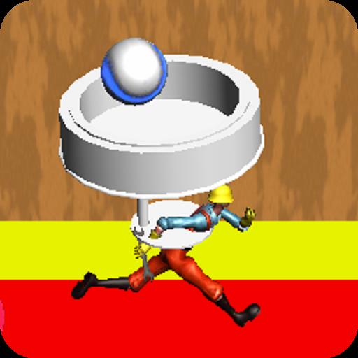 体育竞技のピンボールランナー LOGO-記事Game