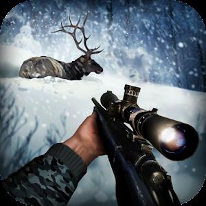 狩猎动物:冬天 動作 App LOGO-APP試玩
