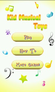 Kid Musical Toys - screenshot thumbnail