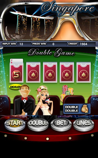 Singapore Slot Machine HD Screen Capture 2