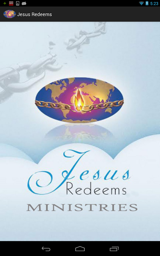 Jesus Redeems- screenshot