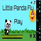 Little Panda Fly