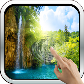 Waterfalls 3D Theme