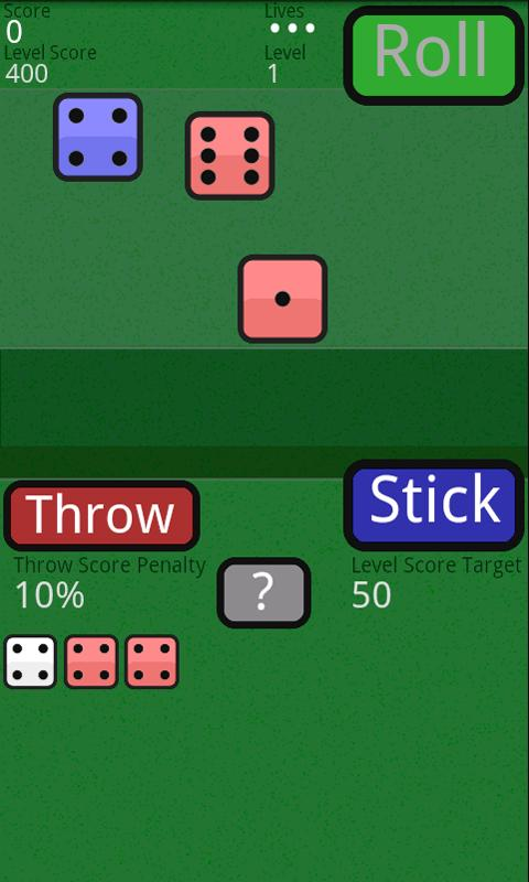 Dice Game Pro- screenshot