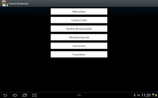 【免費財經App】Calculs d'emprunts-APP點子