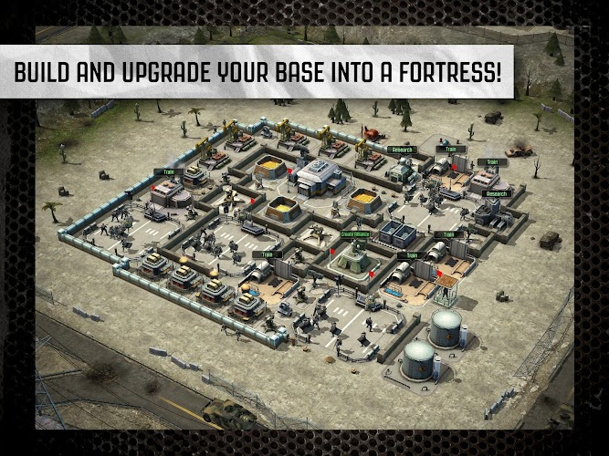 Call of Duty: Heroe APK Mod v1.7.2 (Hing Damage) - screenshot