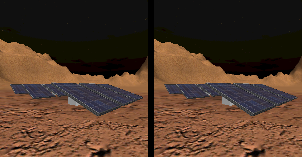 Mars Virtual Reality- screenshot