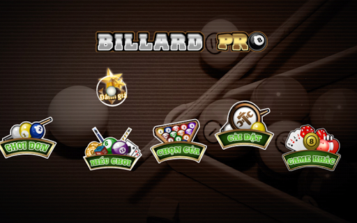 Cao thủ Billard Pro