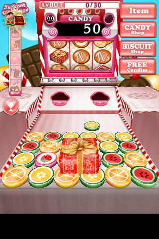 Candy Candie- screenshot