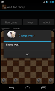 Wolf and Sheep- screenshot thumbnail