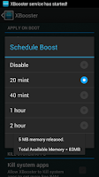 Screenshot of XBooster *ROOT* - Free