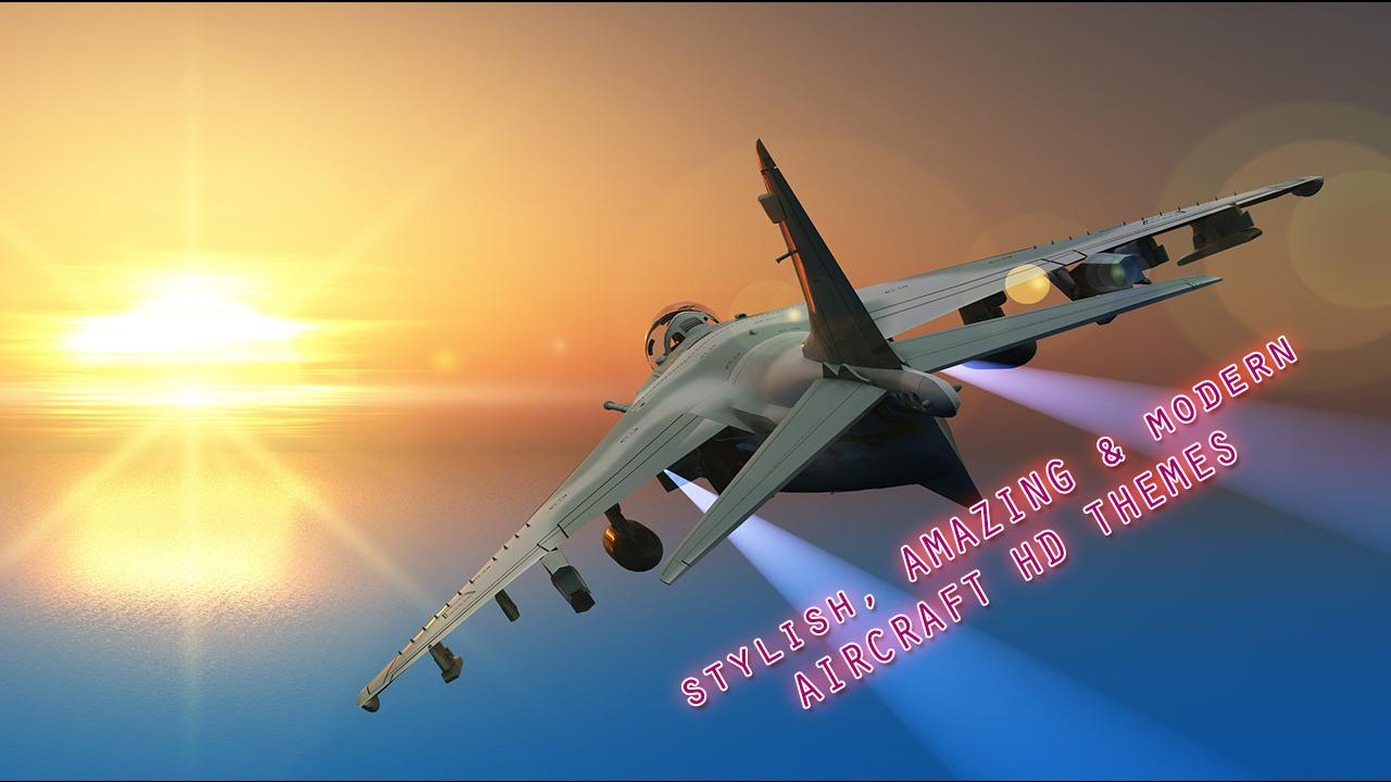 Top Airforce HD Live Wallpaper - screenshot