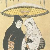 "Suzuki Harunobu ""Fairies"" #2"