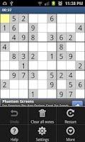 Screenshot of Sudoku Plus