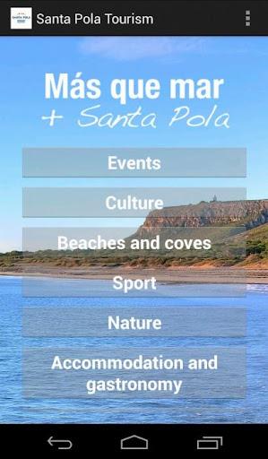 Santa Pola Tourism
