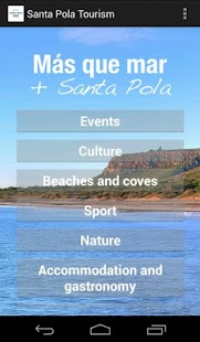 Santa Pola Tourism- screenshot thumbnail