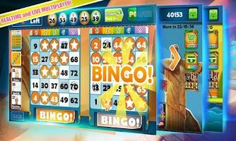 Screenshot of Bingo Fever - World Trip