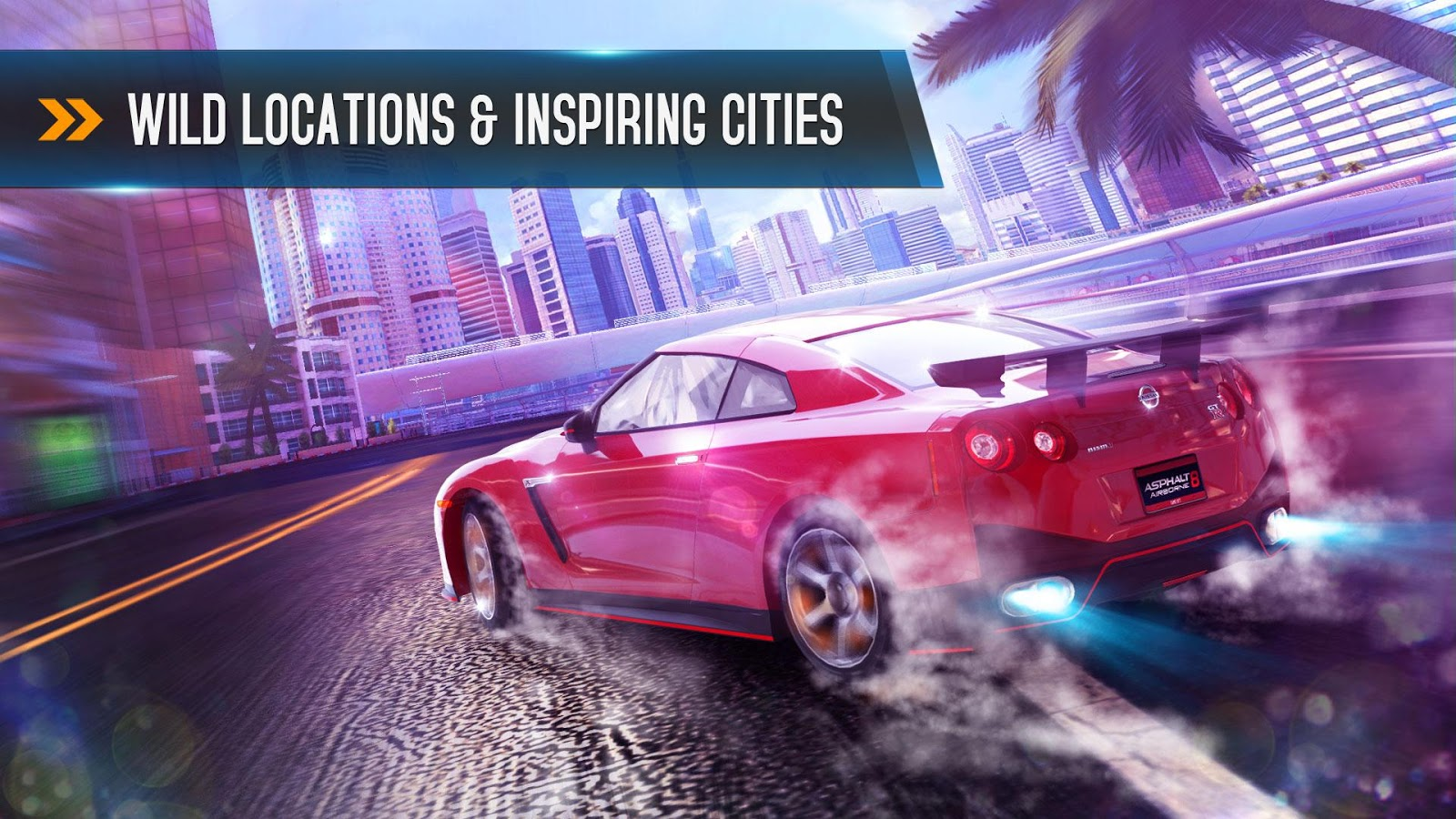 Asphalt 8: Airborne - screenshot