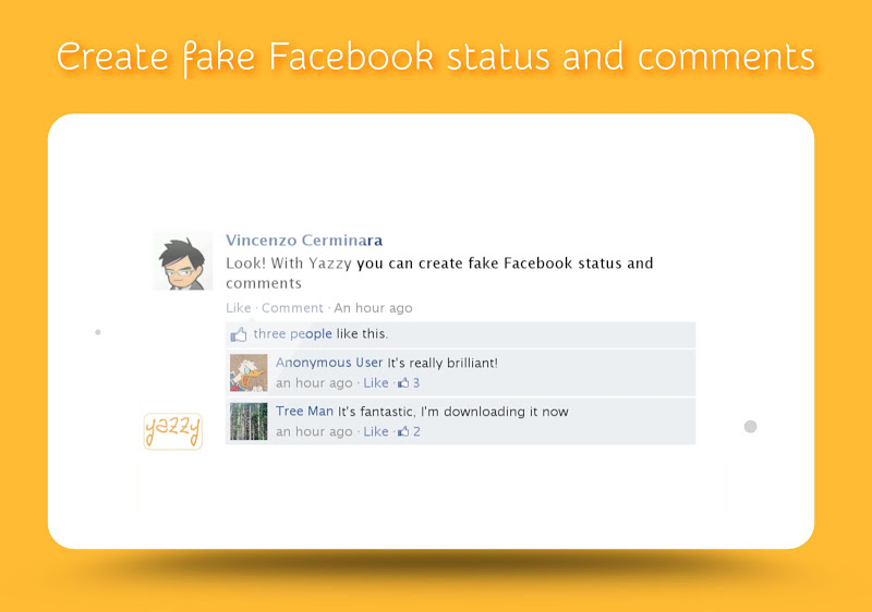Yazzy (Fake Conversations) Screenshot 10