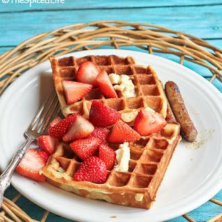 Ricotta-Yogurt Waffles