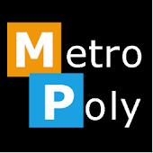 MetroPoly TEAL (Go Theme)