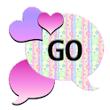 PastelBubbles4U/GO SMS THEME icon