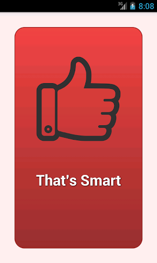 That's Smart