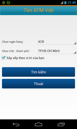 Tìm ATM Việt Tim ATM Viet