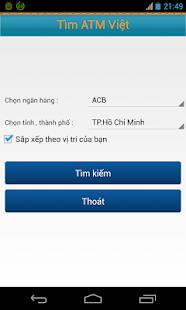 Tìm ATM Việt | Tim ATM Viet - screenshot thumbnail
