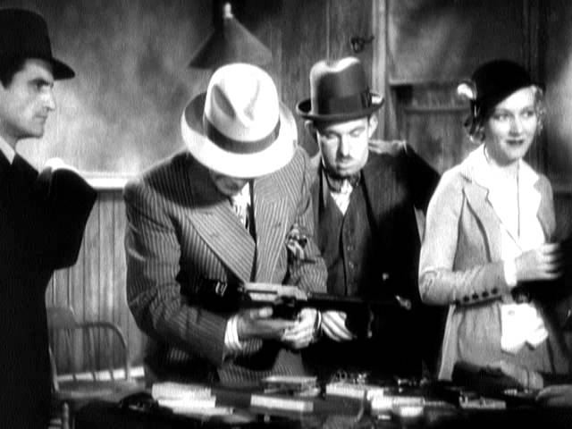 censorship of howard hawks film scarface essay Howard hawks's 1932 masterpiece is a dark scarface is a phenomenal film and it overcame the debilitating reach of the censorship board in prohibition era.