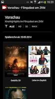 Screenshot of Filmpalast am ZKM