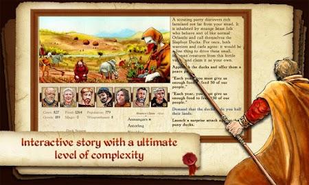King of Dragon Pass Screenshot 5