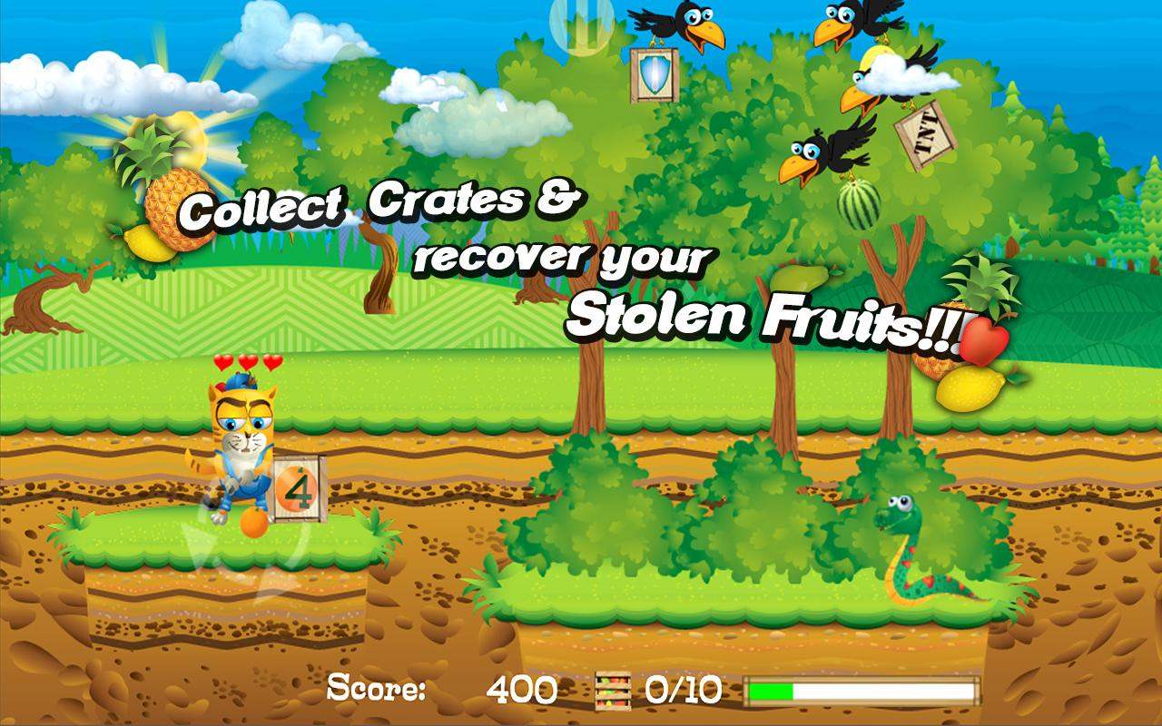 Fruity Tales- screenshot