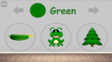 Colors for Kids, Toddlers, Babies - Learning Game APK screenshot thumbnail 6