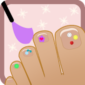 foot nails games