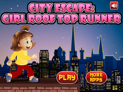 CT Escape Girl Roof Top Runner
