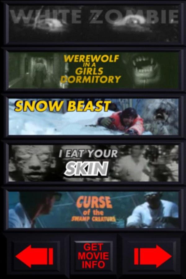 Movies - Horror Films - screenshot
