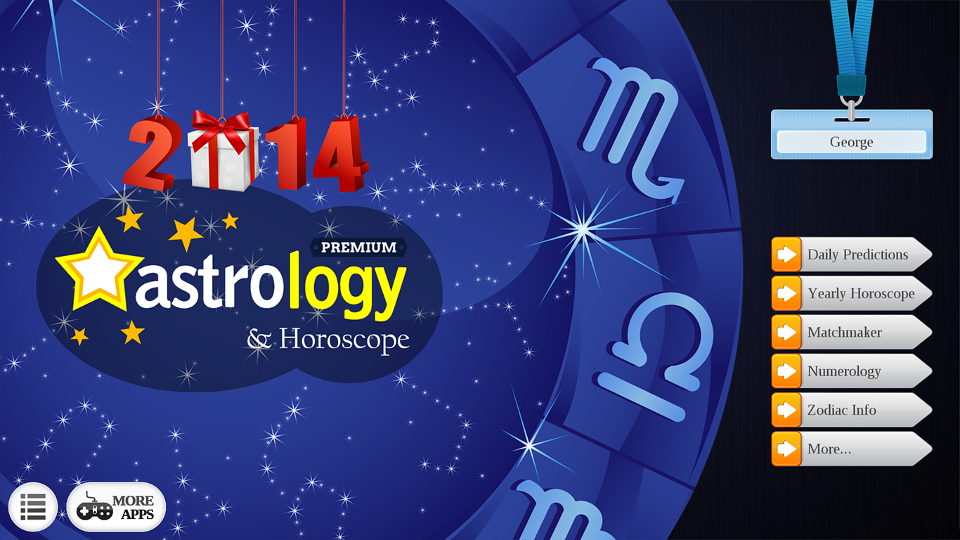 2014 Astrology Premium HD - screenshot