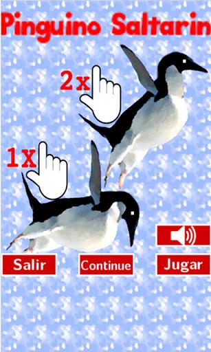 Pinguino Saltarin