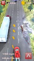 Screenshot of Crazy Car Driver