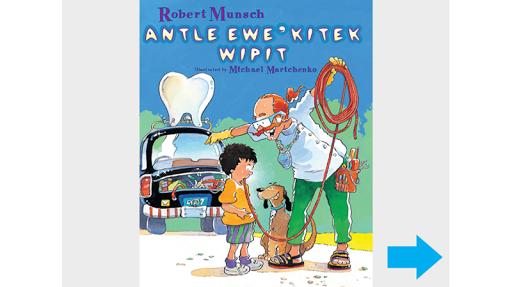 Antle Ewe'kitek Wipit