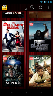 MovieBrowser UPnP- screenshot thumbnail