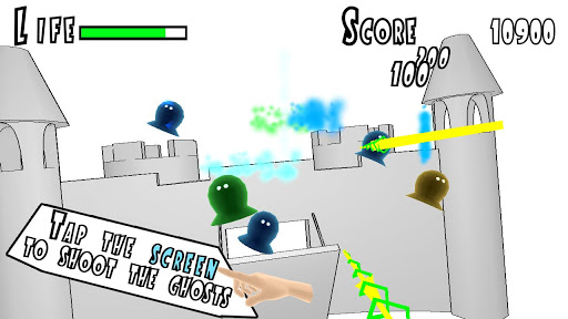 Shoot The Ghosts 3D