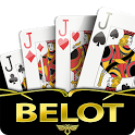 Play Belot (Bridge-belote) icon