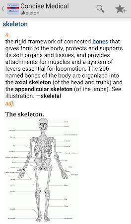 Oxford Medical Dictionary TR 4.3.136 screenshot 75393