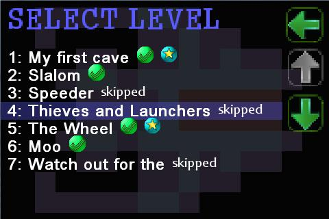 Lunar Caver - screenshot